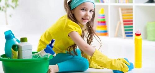 Настоящая работа, или еще раз о том, как приучать детей к труду.